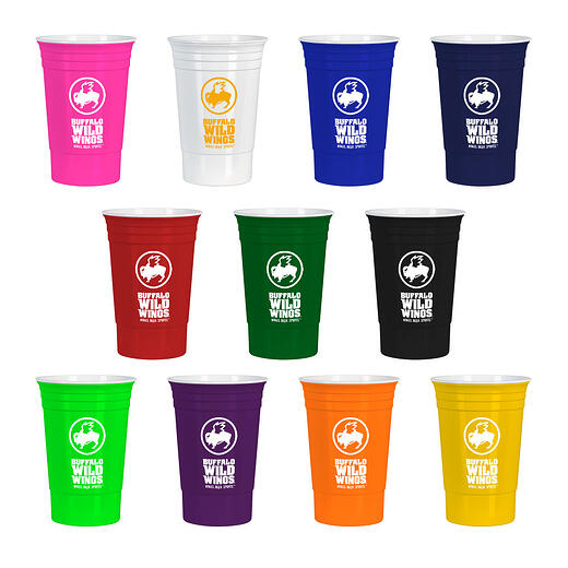 Double wall cup group